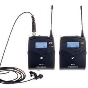 Microphone Sans FIL/HF