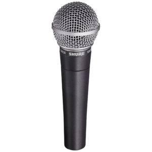 Microphone Chant/Scène