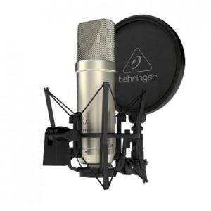 Microphone Studio à Large membrane
